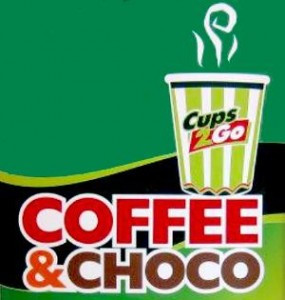 Image of Cups2Go Coffee Vending Machine