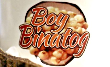 Boy Binatog Foodcart