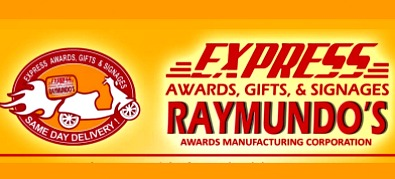 Raymundo's Express Awards, Gifts, & Signages