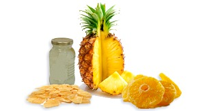 Processed Food Products from Pineapple