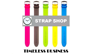 STRAP SHOP Watch Accessories & Service Center