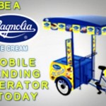Magnolia Ice Cream Mobile