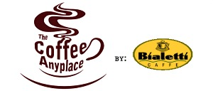 THE COFFEE ANYPLACE by Bialetti Caffe
