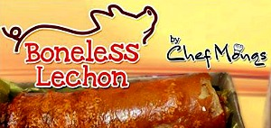 Chef Mong's Boneless Lechon