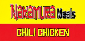 Nakamura Meals Chili Chicken Foodcart